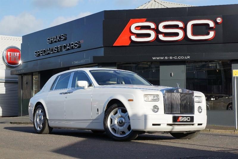 used Rolls-Royce Phantom 6.7 4dr in yorkshire
