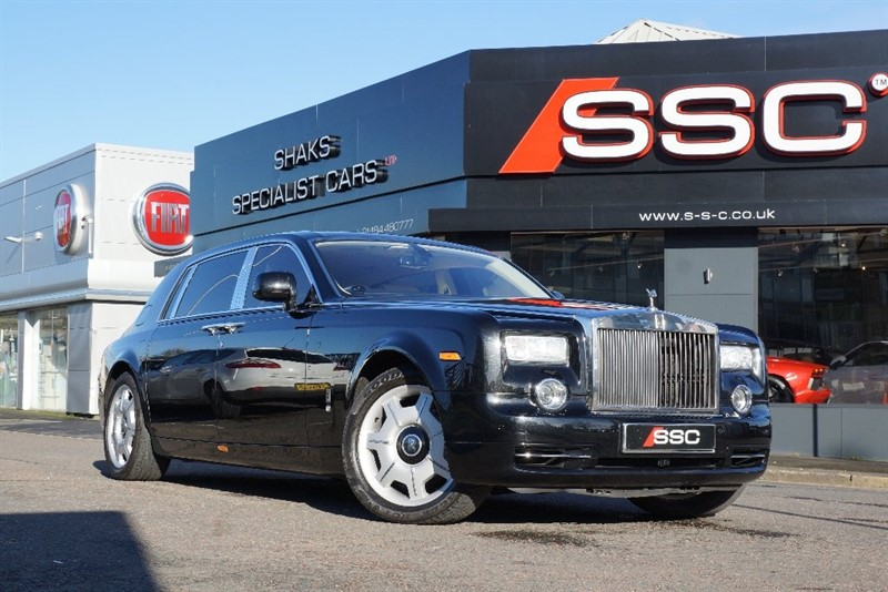 used Rolls-Royce Phantom 4dr (LWB) in yorkshire