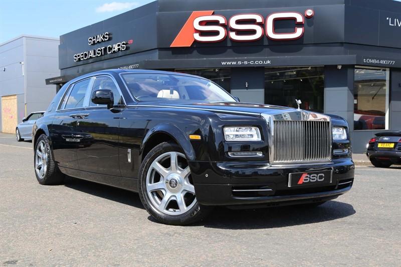 used Rolls-Royce Phantom  in huddersfield-west-yorkshire