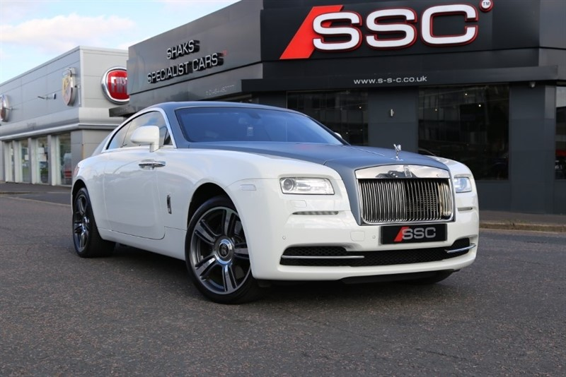 Rolls-Royce Wraith for sale