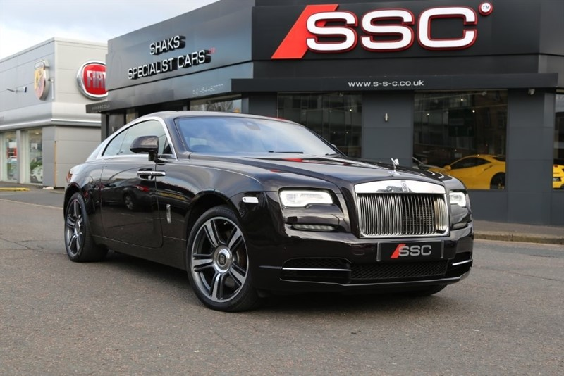 used Rolls-Royce Wraith 2dr in huddersfield-west-yorkshire