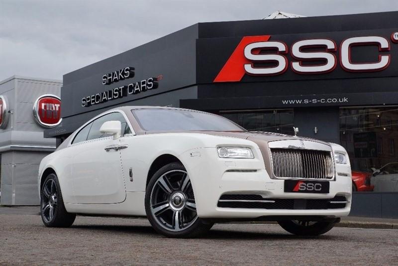 Rolls-Royce Wraith for sale