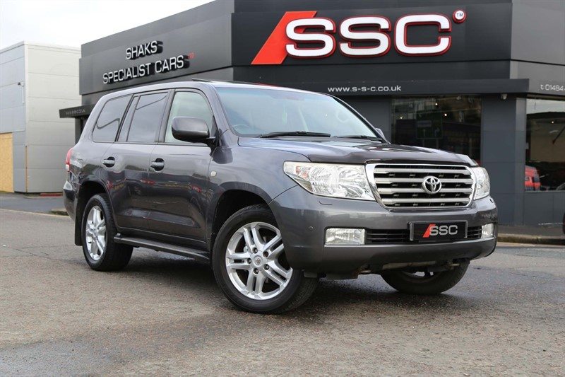 used Toyota Land Cruiser D-4D 5dr in huddersfield-west-yorkshire