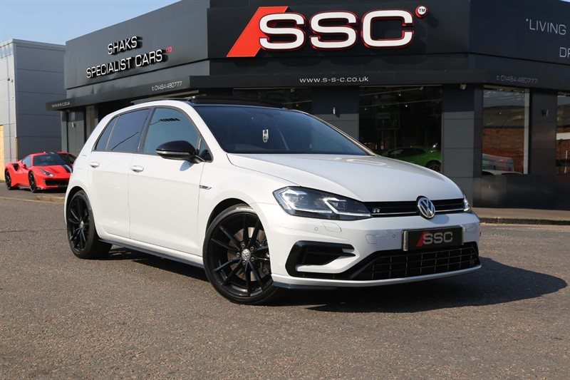 used VW Golf R DSG 4Motion (s/s) in huddersfield-west-yorkshire