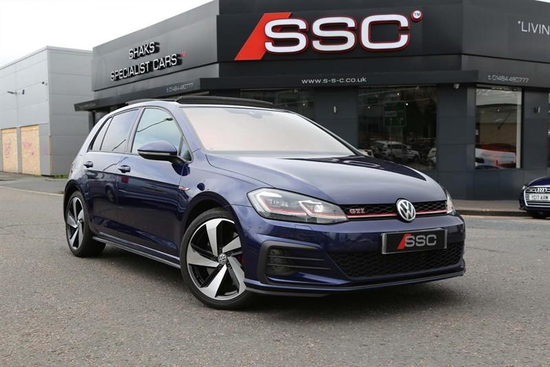 used VW Golf GTI Performance DSG (s/s) in huddersfield-west-yorkshire
