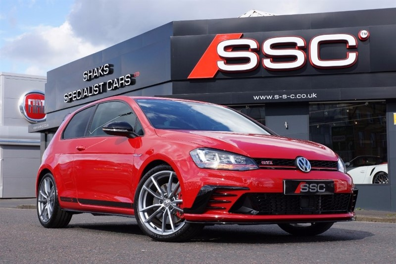 used VW Golf 2.0 TSI GTI Clubsport S Hatchback 3dr (start/stop) in huddersfield-west-yorkshire
