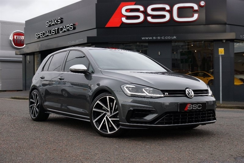 used VW Golf TSI R Hatchback DSG 4Motion 5dr (start/stop) in yorkshire