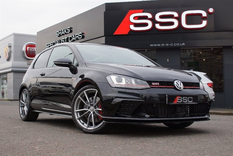 used VW Golf TSI GTI Clubsport S 3dr (start/stop) in huddersfield-west-yorkshire