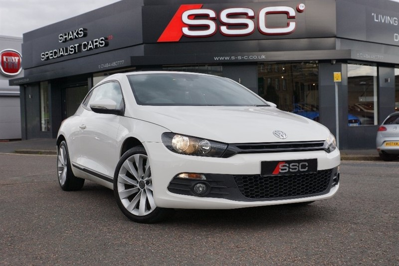 used VW Scirocco TSI GT 3dr in yorkshire