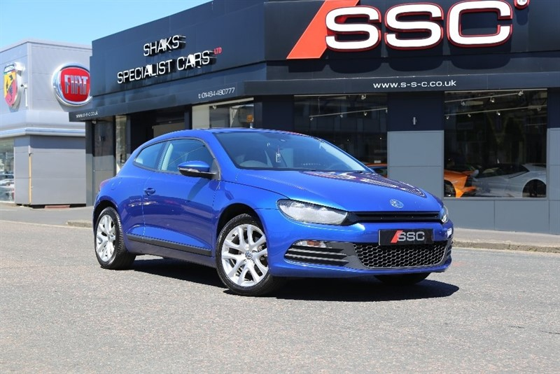 used VW Scirocco TSI 3dr in yorkshire