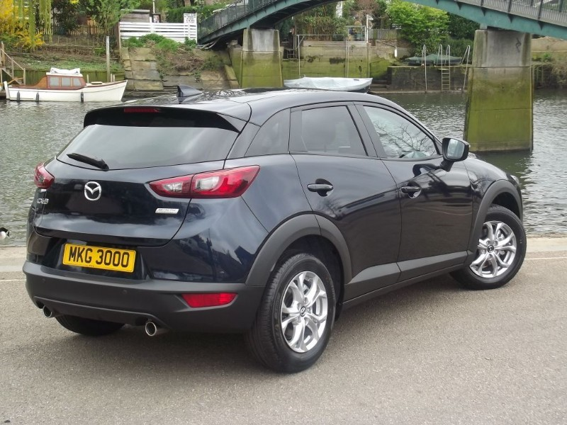 Used Deep Crystal Mazda Cx 3 For Sale Middlesex
