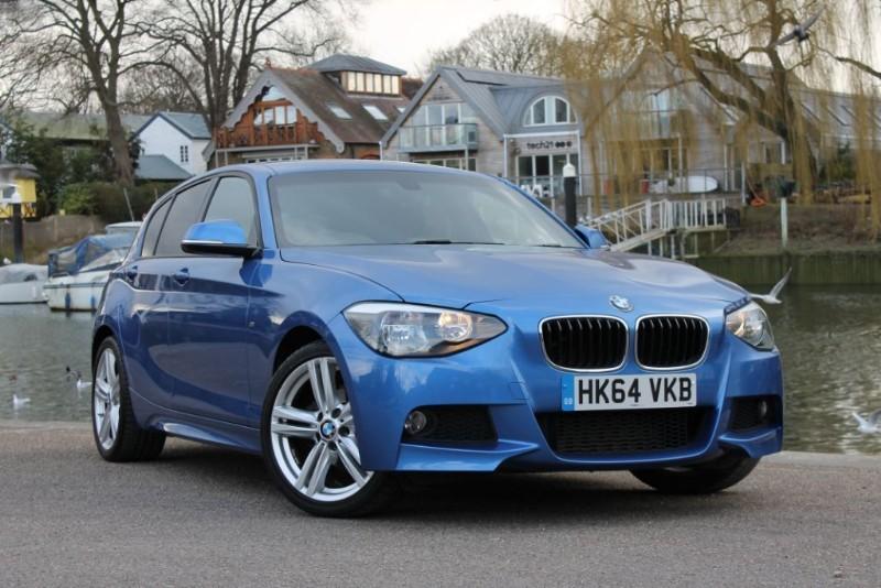 used BMW 116i M SPORT in twickenham-middlesex-london