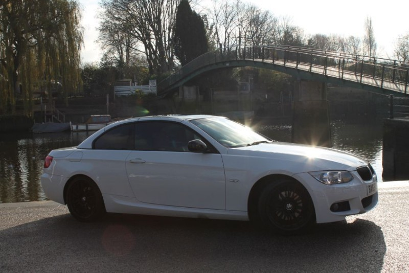 used BMW 320d M SPORT in twickenham-middlesex-london
