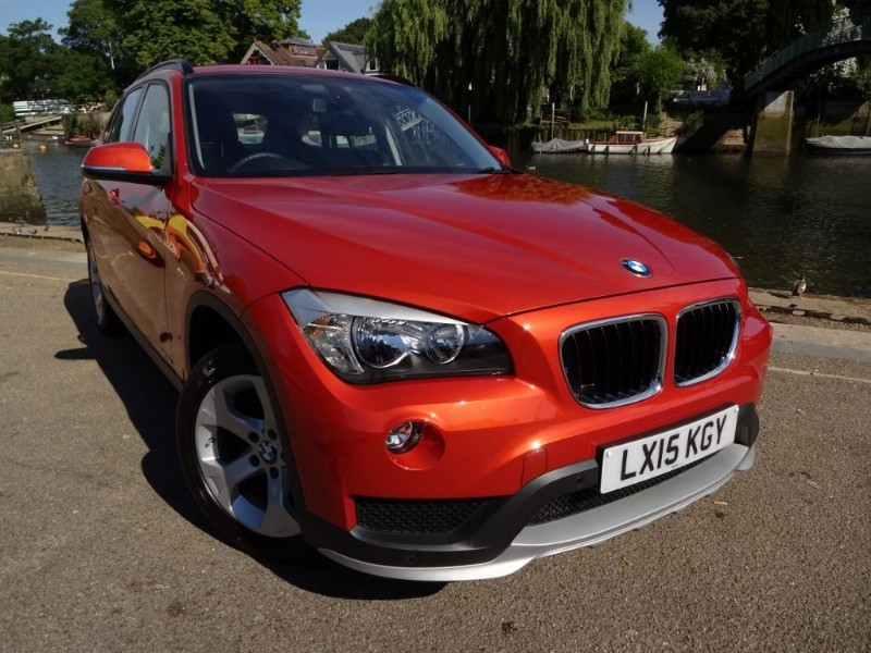 used BMW X1 SDRIVE18D SE in twickenham-middlesex-london