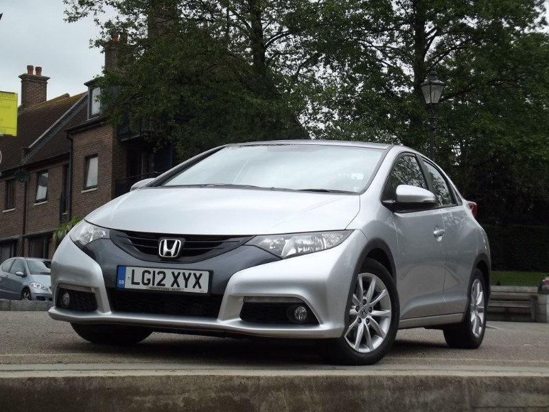 used Honda Civic I-DTEC ES in twickenham-middlesex-london