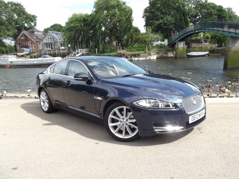 used Jaguar XF V6 PREMIUM LUXURY in twickenham-middlesex-london
