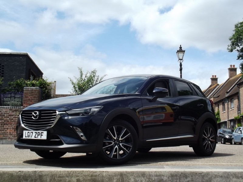 used Mazda CX-3 SPORT NAV in twickenham-middlesex-london