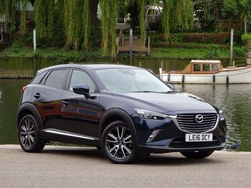 used Mazda CX-3 SPORT NAV in twickenham-middlesex-london
