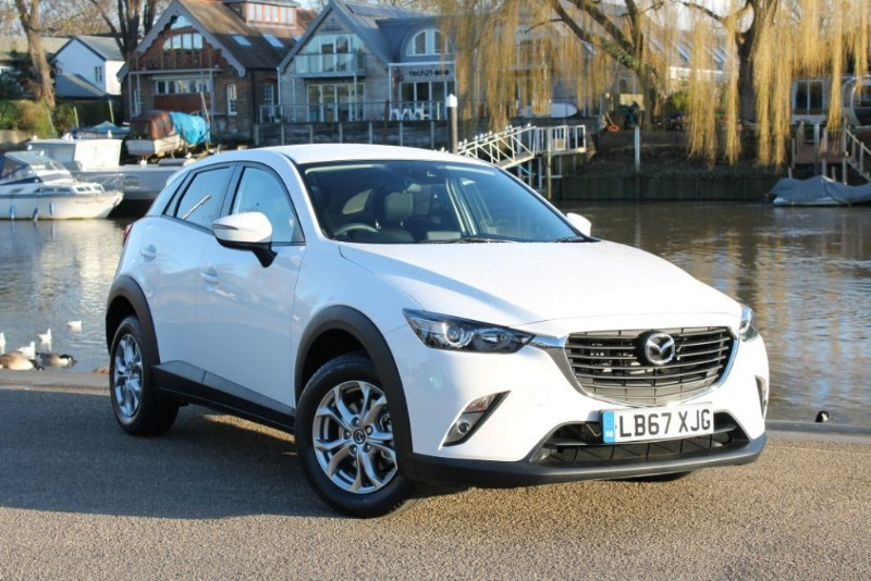 used Mazda CX-3 SEL NAV D in twickenham-middlesex-london