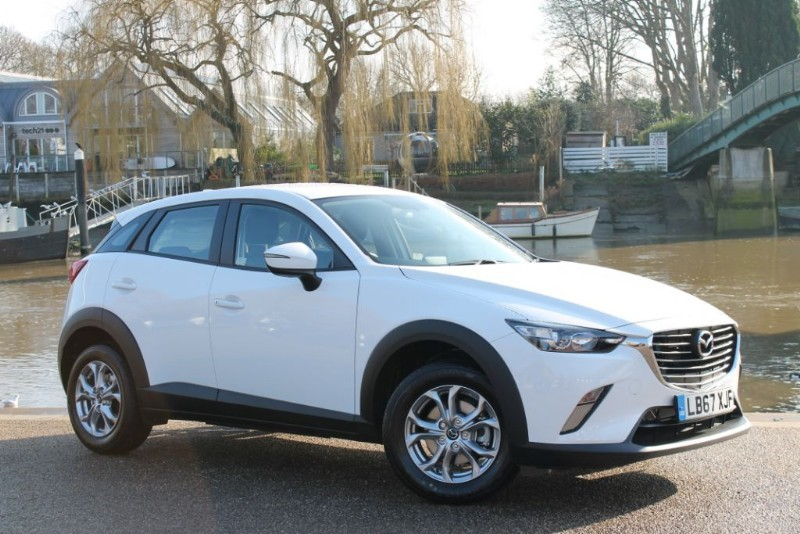 used Mazda CX-3 SE NAV D in twickenham-middlesex-london