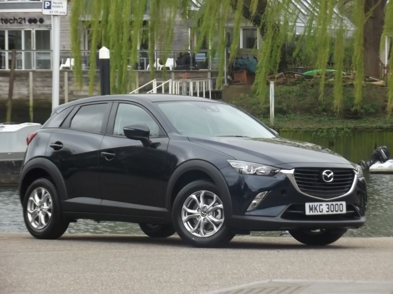 used Mazda CX-3 sel nav auto in twickenham-middlesex-london