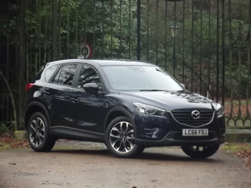 used Mazda CX-5 D SPORT NAV in twickenham-middlesex-london