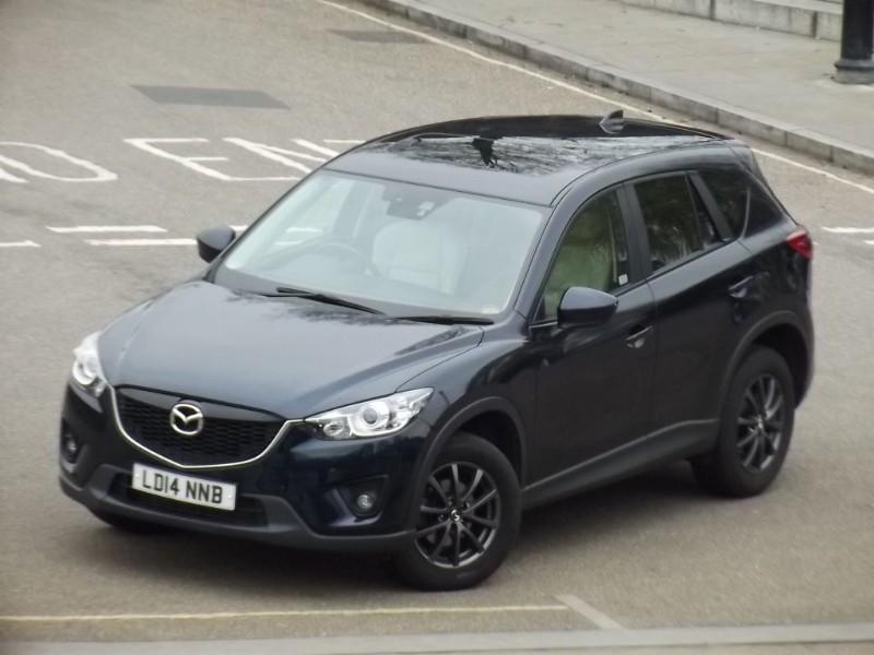 used Mazda CX-5 SE-L LUX in twickenham-middlesex-london