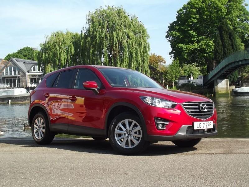 used Mazda CX-5 D SE-L NAV in twickenham-middlesex-london