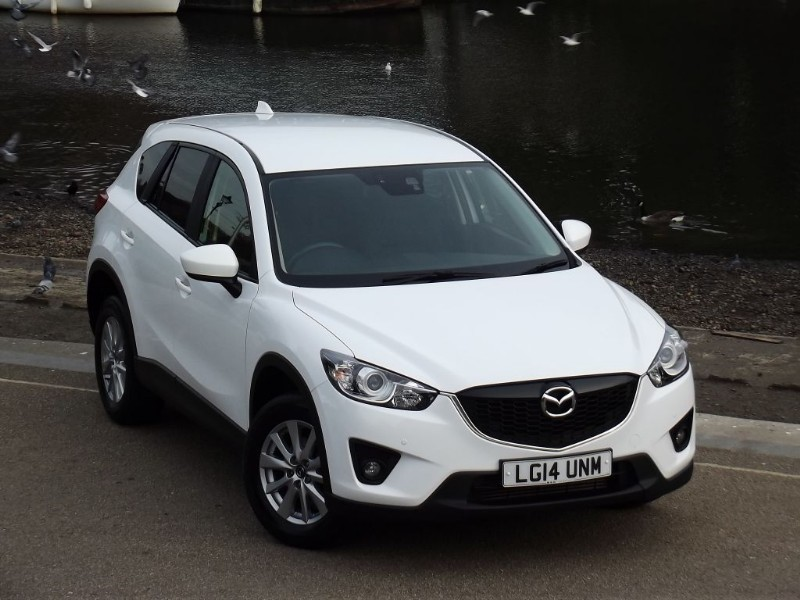 used Mazda CX-5 D SE-L NAV in twickenham-middlesex-london