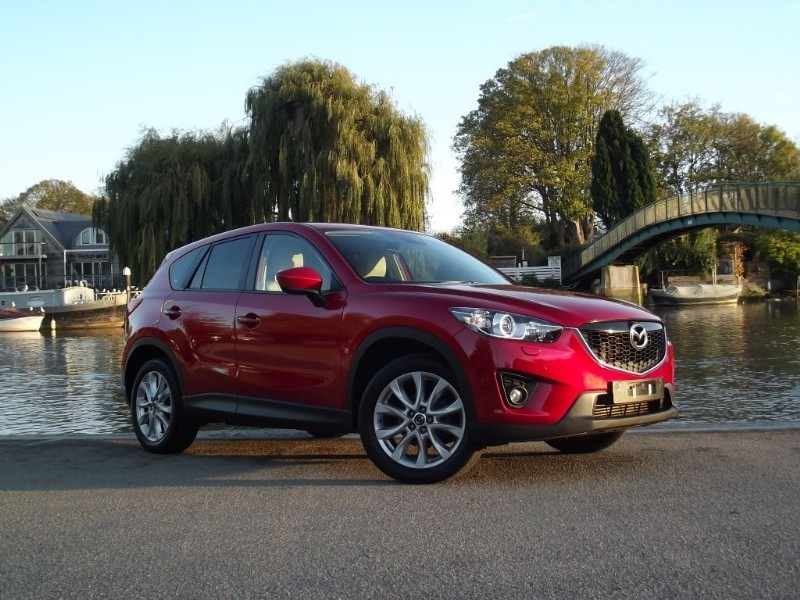 used Mazda CX-5 D SPORT NAV in twickenham-middlesex-london