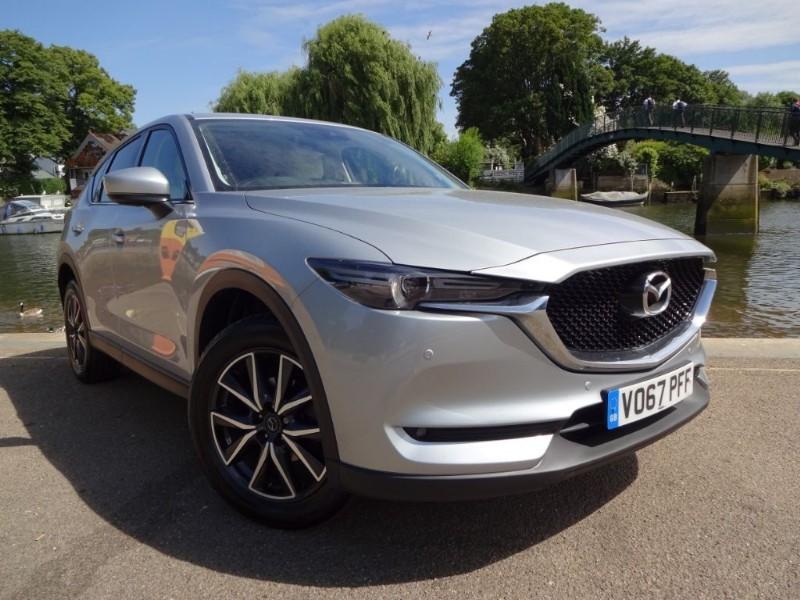 used Mazda CX-5 SPORT NAV in twickenham-middlesex-london