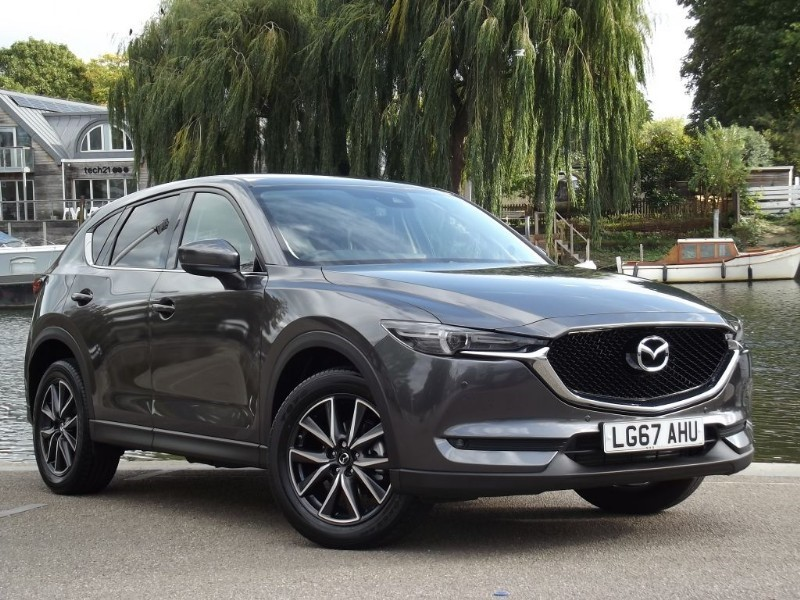 used Mazda CX-5 SPORT NAV in twickenham-middlesex-london