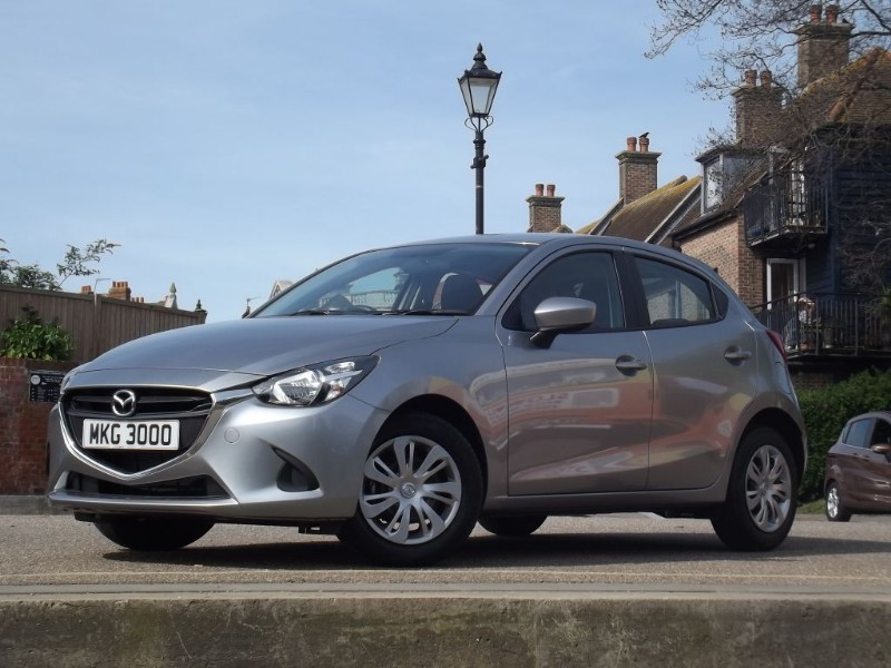 used Mazda Mazda2 SE in twickenham-middlesex-london