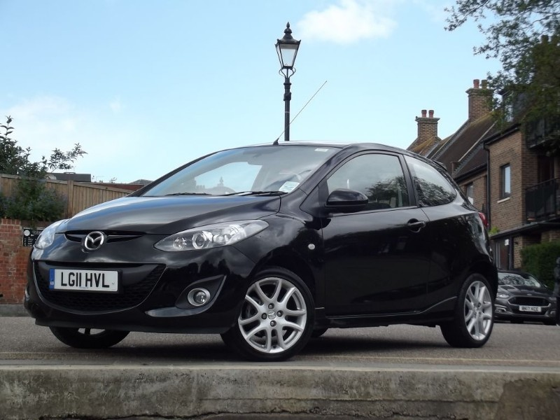used Mazda Mazda2 SPORT in twickenham-middlesex-london