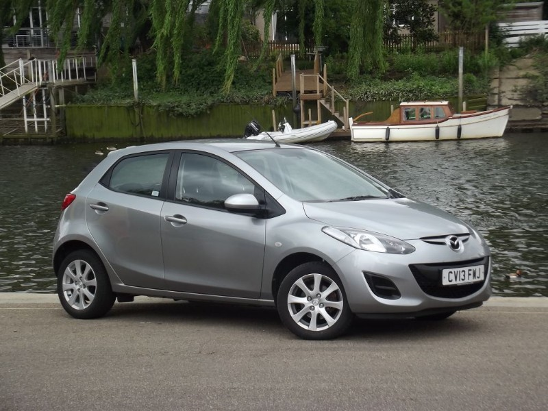 used Mazda Mazda2 2 TS2 ACTIVEMATIC in twickenham-middlesex-london