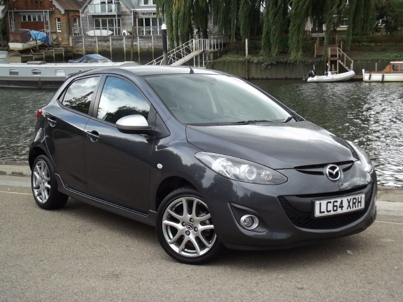 used Mazda Mazda2 2 SPORT VENTURE EDITION in twickenham-middlesex-london