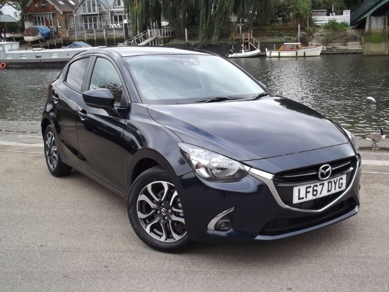 used Mazda Mazda2 SPORT NAV in twickenham-middlesex-london