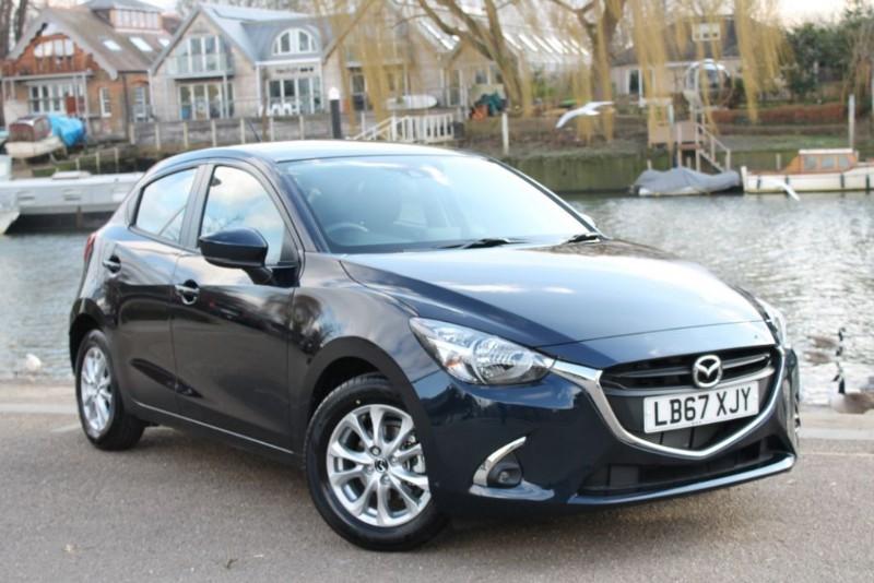 used Mazda Mazda2 SE-L NAV in twickenham-middlesex-london