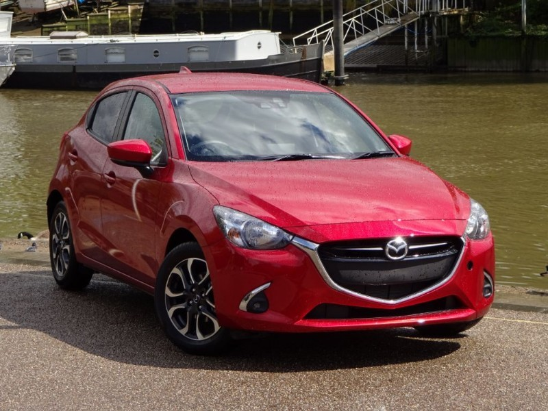 used Mazda Mazda2 SPORTNAV in twickenham-middlesex-london