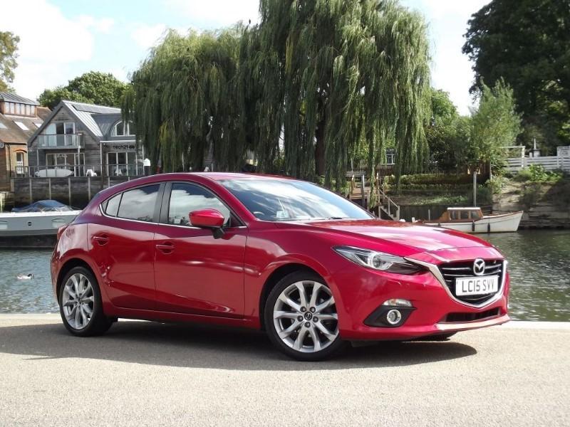 used Mazda Mazda3 3 SPORT NAV in twickenham-middlesex-london