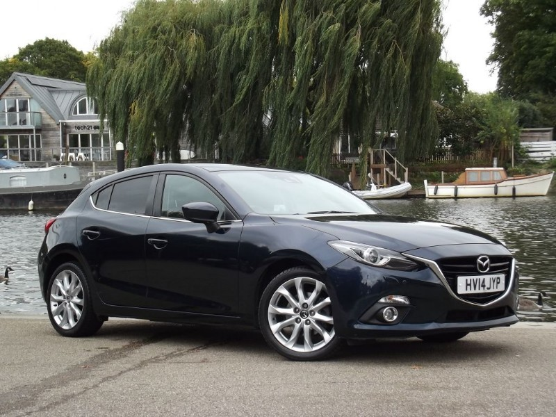 used Mazda Mazda3 SPORT NAV in twickenham-middlesex-london