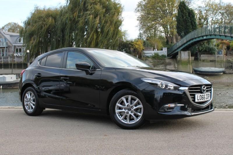 used Mazda Mazda3 3 SE-L NAV in twickenham-middlesex-london