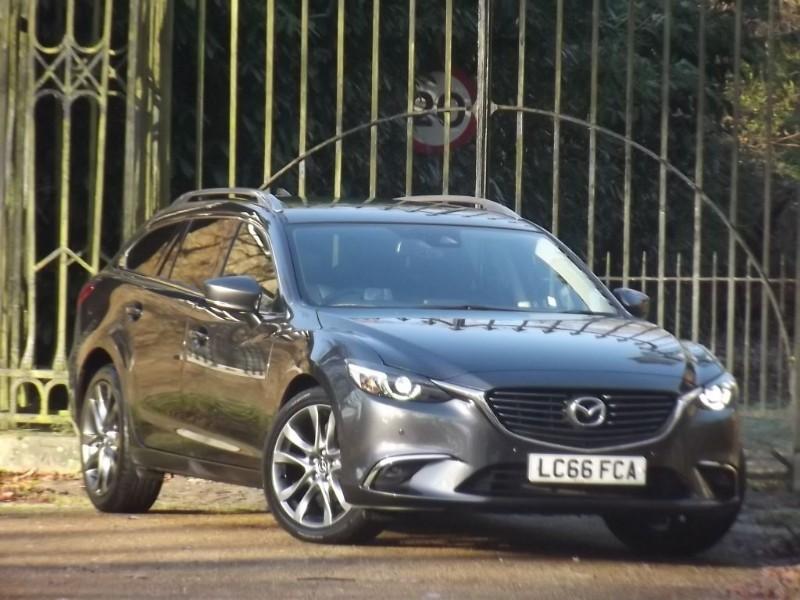 used Mazda Mazda6 SPORT NAV in twickenham-middlesex-london