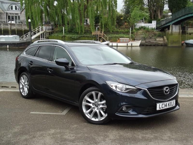 used Mazda Mazda6 D SPORT NAV in twickenham-middlesex-london