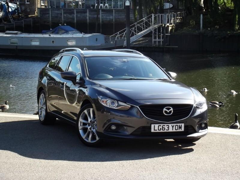 used Mazda Mazda6 D SPORT in twickenham-middlesex-london
