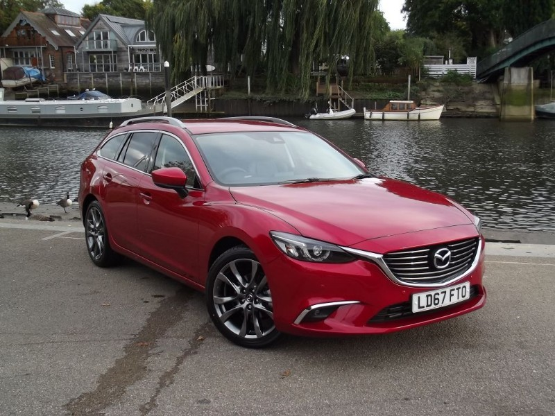 used Mazda Mazda6 SPORTNAV  in twickenham-middlesex-london