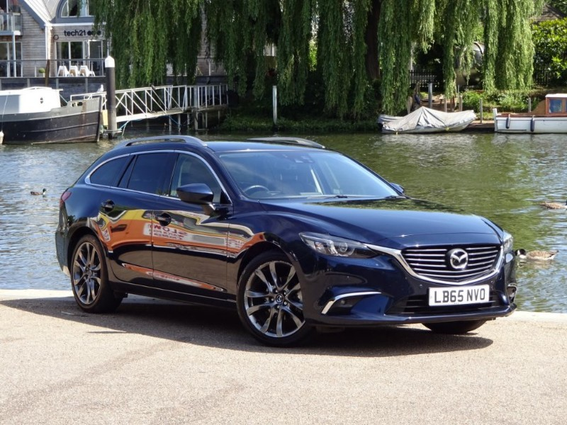 used Mazda Mazda6 6 SPORT NAV in twickenham-middlesex-london