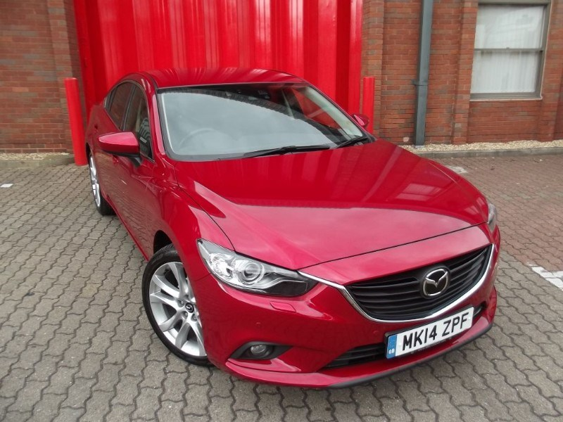 used Mazda Mazda6 SPORT NAV in twickenham-middlesex-london