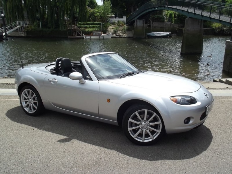 used Mazda MX-5 I ROADSTER SPORT in twickenham-middlesex-london
