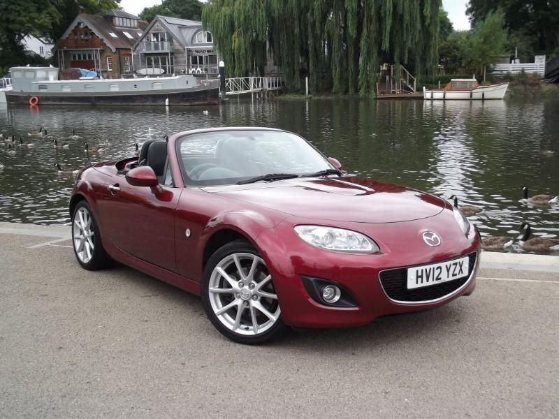used Mazda MX-5 I ROADSTER SPORT TECH in twickenham-middlesex-london